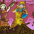 大魔神少女夢の競演